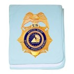 GSA Special Agent baby blanket