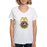 GSA Special Agent Women's V-Neck T-Shirt