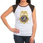 GSA Special Agent Women's Cap Sleeve T-Shirt