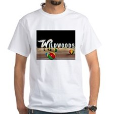 Wildwoods Sign on the Boardwalk Shirt