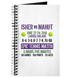 Isner Epic Match Journal