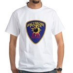 Baltimore Bomb Squad White T-Shirt