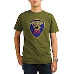 Baltimore Bomb Squad Organic Men's T-Shirt (dark)