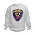 Baltimore Bomb Squad Kids Sweatshirt