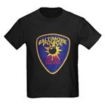 Baltimore Bomb Squad Kids Dark T-Shirt