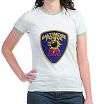 Baltimore Bomb Squad Jr. Ringer T-Shirt