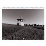 MVI B&W Photo Calendar Wall Calendar