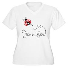 Ladybug Jennifer T-Shirt