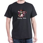 Flying Solo Black T-Shirt
