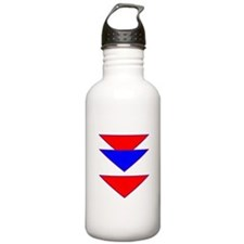 Triangles Water Bottle