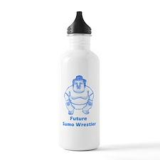 Future Sumo Wrestler Water Bottle