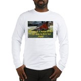 Funny Nock volley gun Long Sleeve T-Shirt