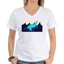 narwhals in space T-Shirt
