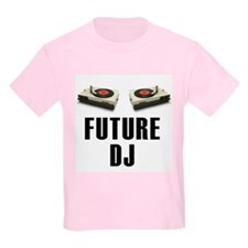"""Future DJ"" T-Shirt"