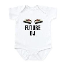 "The ""Future DJ"" Infant Bodysuit"