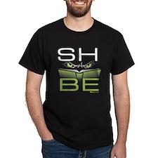 SHBE Black T-Shirt