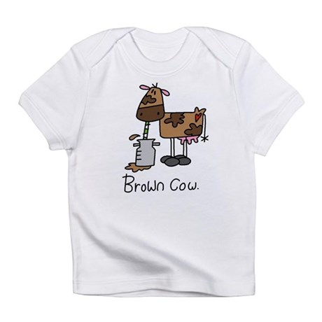 Brown Cow Infant T-Shirt