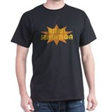 Asian Sensation Black T-Shirt
