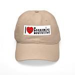 I Love Economics Cap