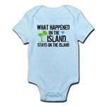 Happened on Island Infant Bodysuit