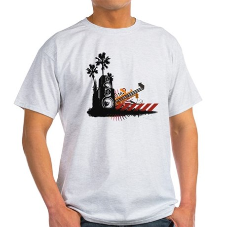 Speaker Tower Light T-Shirt