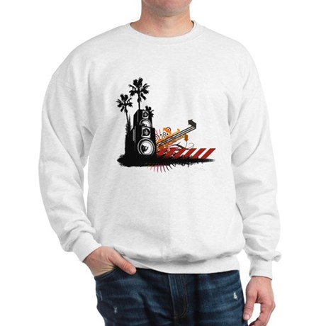 Speaker Tower Sweatshirt