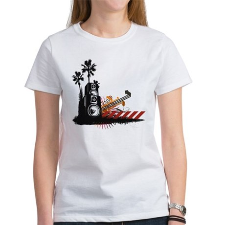 Speaker Tower Women's T-Shirt