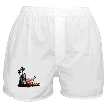 Speaker Tower Boxer Shorts