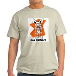 Bad Bunny Ash Grey T-Shirt
