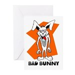 Bad Bunny Greeting Cards (Pk of 10)