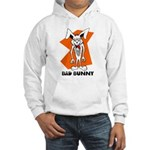 Bad Bunny Hooded Sweatshirt