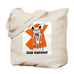 Bad Bunny Tote Bag