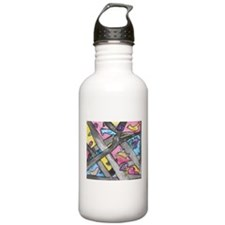 Tamara's and Stephanie's Art Water Bottle