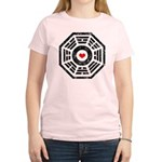 Dharma Red Heart Women's Light T-Shirt