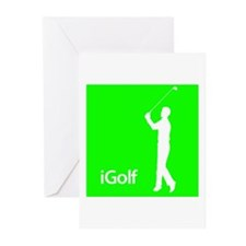 iGolf Greeting Cards (Pk of 10)