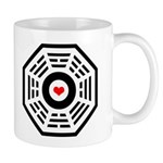 Dharma Red Heart Mug