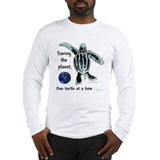 One Turtle Long Sleeve T-Shirt