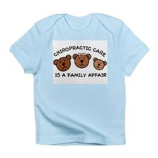 Chiro Bear Family Affair Infant T-Shirt