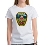 Asheville Fire Department Women's T-Shirt