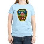 Asheville Fire Department Women's Light T-Shirt