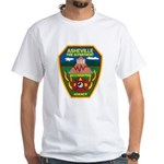 Asheville Fire Department White T-Shirt