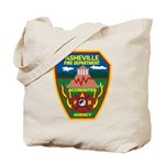 Asheville Fire Department Tote Bag