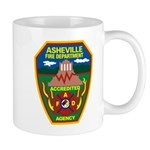 Asheville Fire Department Mug