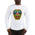 Asheville Fire Department Long Sleeve T-Shirt