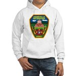 Asheville Fire Department Hooded Sweatshirt
