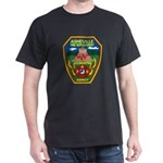 Asheville Fire Department Dark T-Shirt