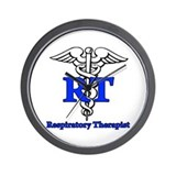 Respiratory Therapist Wall Clock