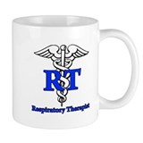 Respiratory Therapist Small Mug