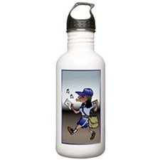 Mail Carrier Sports Water Bottle