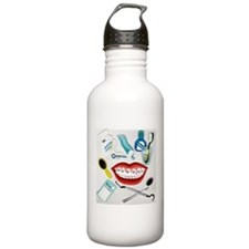 Dentist Jelly Beans Water Bottle